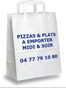 Pizzas et plats à emporter