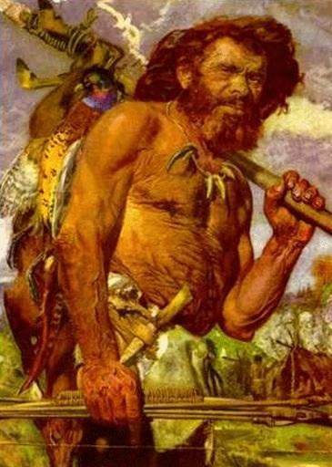 Je suis homme de  Cro- magnon. Cro-Magnon est un fossile d' homme préhistorique découvert en Dordogne (France).