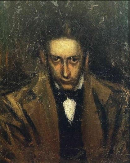 Casagemas (Picasso 1900)