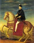 Charles IX commence la tradition d'offrir du muguet au XVIème siècle.