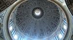 Interieur de la Basilique Saint-Pierre à Rome