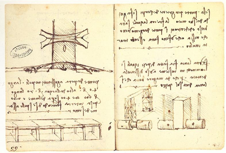 Le fameux projet de pont de Léonard da Vinci pour la Corne d'Or a bien existé
