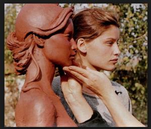 Laetitia Casta, modèle de Marianne