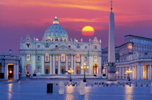 Basilique de Saint-Pierre à Rome